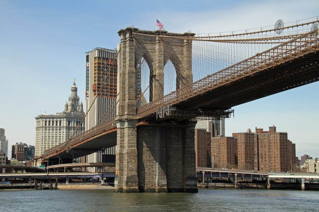 Brooklyn Bridge 1563205693