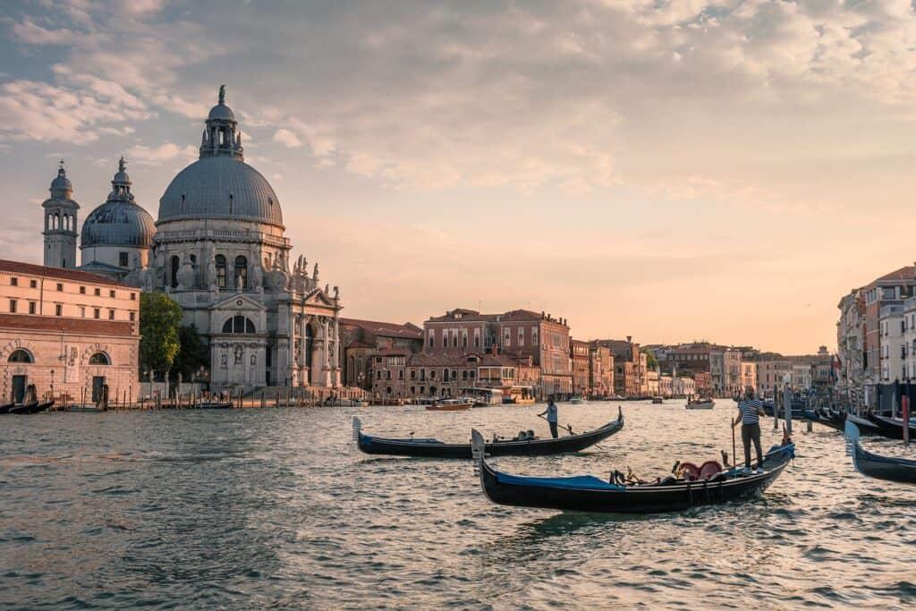 Venedig er en af verdens smukkeste byer